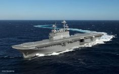 Ingalls Shipbuilding awarded contract to build newest Amphibious Assault Ship, LHA 8 | Defence Blog
