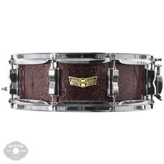 Ludwig 5x14 Club Date Snare Drum Ruby Sparkle
