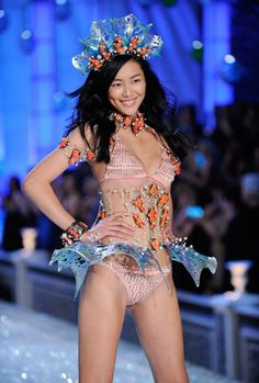 4a1d2d2738 Liu Wen. Victoria Secret ShowVictorias Secret ModelsVictoria Secret AngelsVs  UnderwearVs Fashion ...