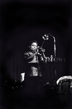 Real Stars Never Turn Off  - Dizzy Gillespie - downtown Buffalo