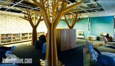 love the trees...    http://cdn.home-designing.com/wp-content/uploads/2010/04/7-google-office.jpg