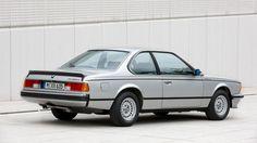 BMW 635 CSi : 1981