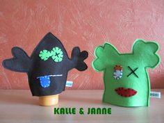 *2 Eierwärmer aus der UCHI Kollektion*    Kalle & Janne sind in Handarbeit aus Filz hergestellt und natürlich Unikate.    Sie erfüllen ihre Funkion...