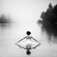 The Lake # 4 by Ebru SİDAR. I want to take a picture like this in lake chelan