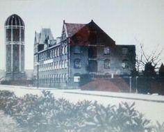 Wolwasserij en watertoren aan de Nicolaas van Eschstraat