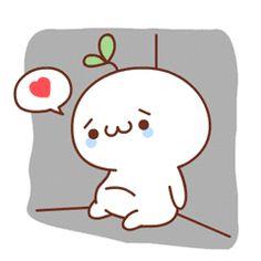 Cute Bear Drawings, Cute Cartoon Drawings, Kawaii Drawings, Gifs, Kawaii Illustration, Cute Love Gif, Cute Love Cartoons, Cute Memes, Cute Chibi