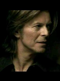 David Bowie from the video Thursday´s Child