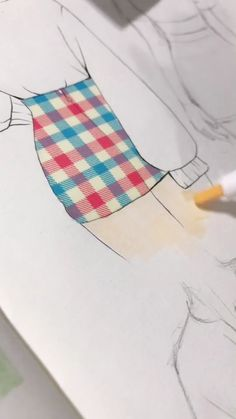 Discover recipes, home ideas, style inspiration and other ideas to try. Illustration Mode, Fashion Illustration Sketches, Fashion Sketches, Fashion Illustration Tutorial, Clothing Sketches, Fashion Drawing Tutorial, Fashion Figure Drawing, Fashion Design Sketchbook, Fashion Design Drawings