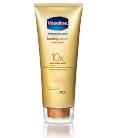 Palacinka Beauty Blog: Body Care Find - Vaseline Intensive Care Healing Serum, Deep Repair (REVIEW)