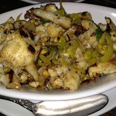 siena tavern : roasted cauliflower.