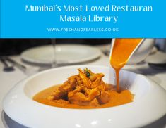 Masala Library - Mumbai's Most Loved Restaurant - Fresh And Fearless Luxury Travel, Mumbai, Travel Tips, Curry, Lunch, Restaurant, Fresh, Drink, Eat