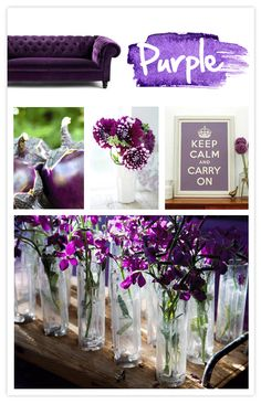 DECORAR CON COLORES, #DECOPEDIA3, #DECOPEDIACOLOR, primavera, color, flores, purple
