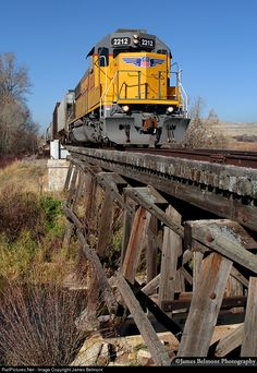 RailPictures.Net Photo: UP 2212 Union Pacific EMD/UP SD62 at Franklin, Idaho by James Belmont