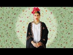Becoming Frida Kahlo: Bruna Lirio - YouTube