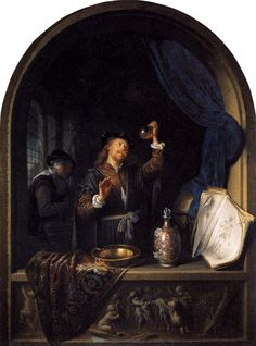 The Physician — Gerrit Dou
