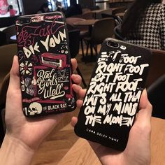 New Arrival Fashion Music Rock & Dub Graffiti Painting Phone Case For iphone 6 6s Plus 7 7Plus Luxury Protective Back Case Cover