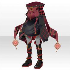 深海のバプティスタ|@games -アットゲームズ- Manga Clothes, Drawing Anime Clothes, Fashion Design Drawings, Character Outfits, Anime Outfits, Character Design Inspiration, Costume Design, Designs To Draw, Custom Clothes