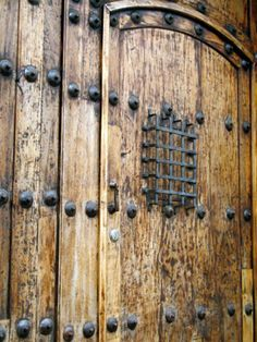 Antigua Door