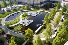 Cox Enterprises / HGOR - Planners & Landscape Architects