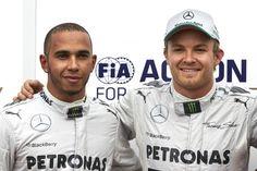 Lewis Hamilton, Nico Rosberg, Mercedes, Monaco, 2013