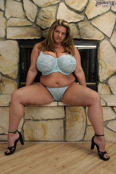 Hot bbw small waste big tits