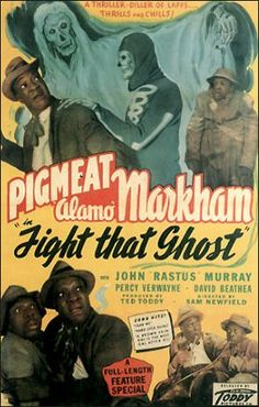Black Hollywood: Fight That Ghost by Black History Album, via Flickr
