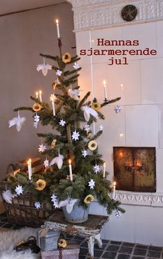 Charming Christmas - Sjarmerende jul - Danish Style www.christmasgiftsfromgermany.com