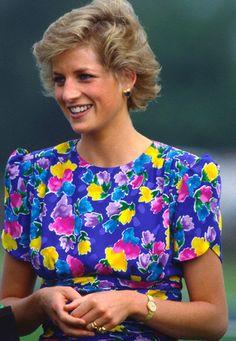 Diana's Blue Stone Earrings
