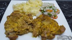 Citromos csirkecomb Beef, Chicken, Food, Bulgur, Turmeric, Meat, Essen, Meals, Yemek