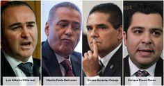 """En Panamá, Brasil y Guatemala, países latinoamericanos, los Presidentes son investigados por corrupción. En México, brotan casos de """"moches"""" solicitados por legisladores de partidos políticos que se siguen refugiando en la impunidad."""
