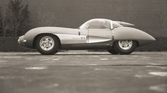 1957 Corvette SS Concept. I thought the actual '57 Vette was great. This is incredible..