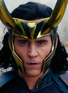 """since his stare suggests imminent badassery"" (http://screenrant.com/thor-3-ragnarok-trailer/ )"