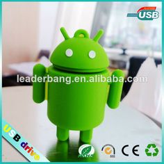 New android smartphone usb flash drive with custom logo   1.capacity any   2.Fast Delivery  3.good flash chip