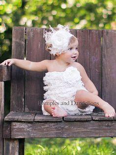 baby flower girl~ oh my.