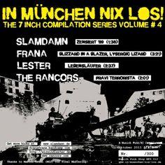 IN MÜNCHEN NIX LOS! 7 INCH EP Vol. 4
