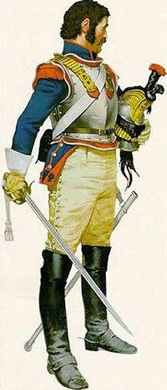 Francia- Dragón 1808