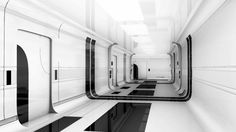 You need an idea about the room with the best star wars design? Below you will find some ideas about rooms with best star wars design ideas. Spaceship Interior, Futuristic Interior, Futuristic Design, Futuristic Technology, Technology Design, Medical Technology, Energy Technology, Technology News, Science Fiction