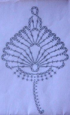 Login - Her Crochet Crochet Leaf Patterns, Crochet Leaves, Crochet Diagram, Freeform Crochet, Crochet Chart, Crochet Motif, Crochet Designs, Crochet Flowers, Crochet Bookmarks