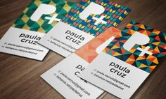 Self Promotion by Paula Cruz, via Behance