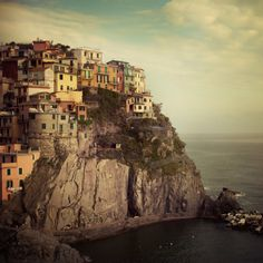 eye poetry - the photo blog of fine art photographer Irene Suchocki: Cinque Terre - Manarola and Corniglia