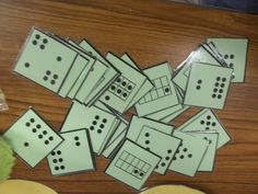 Math Tubs in Kindergarten - great collection of ideas and activities