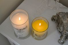 London Beauty Queen: Light 'Em Up: Jewel Candle