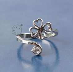 Mens women tail ring opening animation, steam punk ring