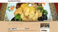 Pagoda étterem weboldala Web Design, Menu, Menu Board Design, Design Web, Website Designs, Menu Cards, Site Design