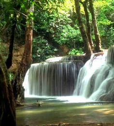 Waterfall in Sivas Province in Turkey!