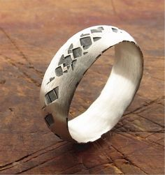 Mens Rustic Wedding Bands, Wedding Men, Platinum Wedding Rings, White Gold Wedding Rings, Thistle Wedding, Path Design, Wedding Ring Designs, Black Men, Communication