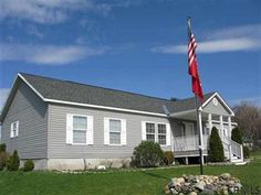 8 EASY St. Hoosick Falls, NY $169,800 3-Bedrooms 2-Baths Ranch: FDR, eat-in kitchen, fireplace, 1/2 acre lot goo.gl/K5sv5 http://RENY.net #Real Estate New York