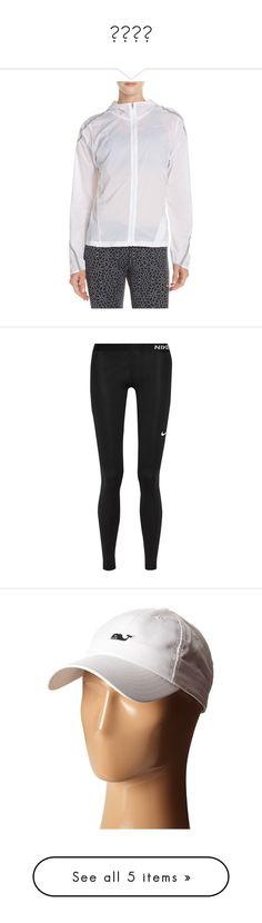 """😀😀😀😀"" by kkdjdjjdjd ❤ liked on Polyvore featuring nike, activewear, activewear pants, pants, leggings, bottoms, calça, black, nike activewear and nike sportswear"