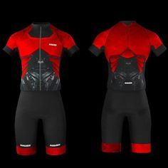 New design - can you come up with a name for this kit theme? Cycling Wear, Cycling Jerseys, Cycling Outfit, Road Bike Gear, Mtb Bike, Bicycle Clothing, Cycling Clothing, Tri Suit, Underwear