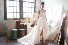 Increíbles vestidos de novias   Colección Justin Alexander